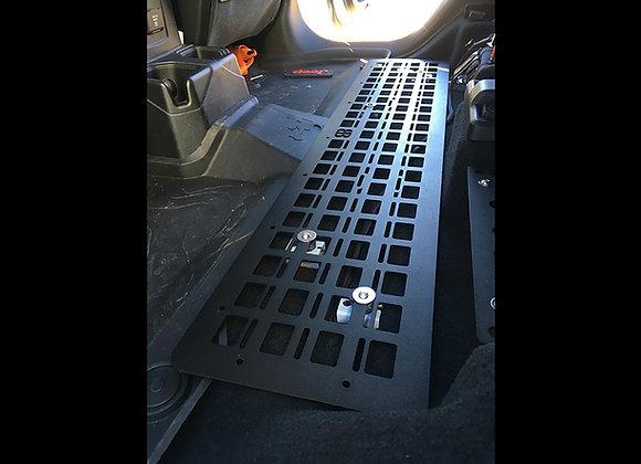 Under Seat MOLLE Floor Panel