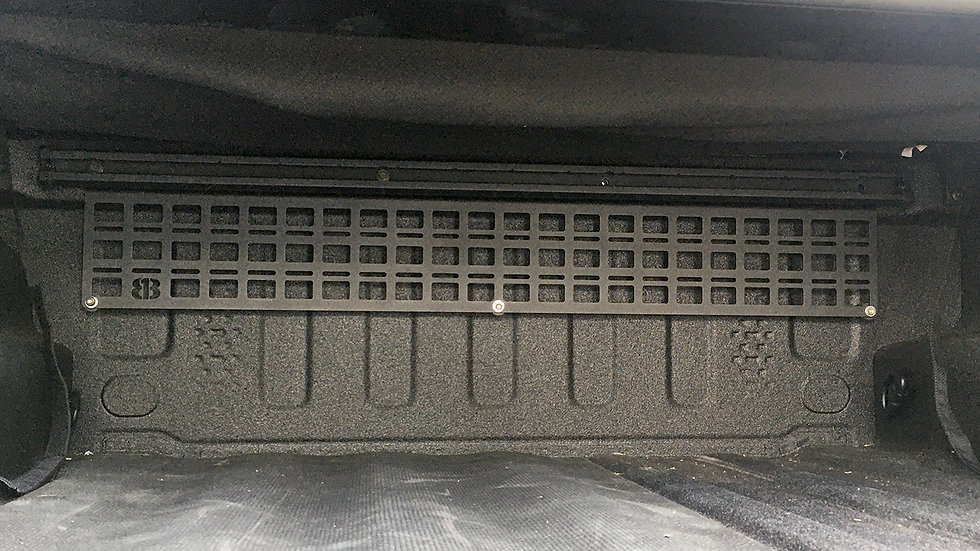 Universal MOLLE Panel - Cab Side Mount