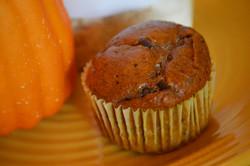 Gluten/Dairy Free Pumpkin Muffin
