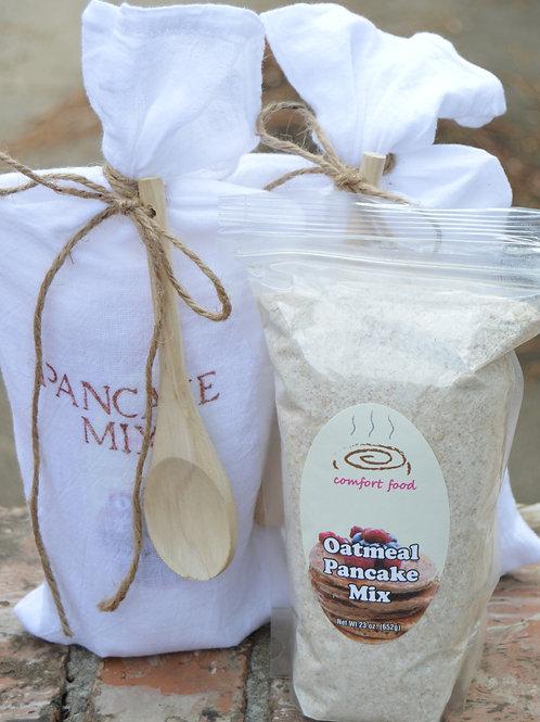 Pancake Mix in a Flour Sack Gift Set