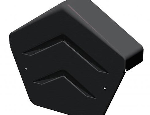 Manthorpe Smart Verge Angled Ridge End Cap