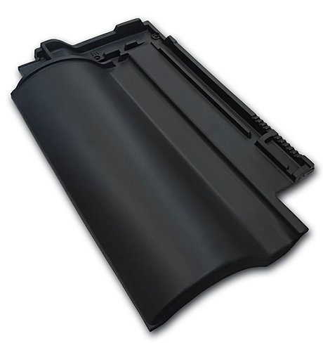 Selectum Low Pitch Roof Tile Slate Grey