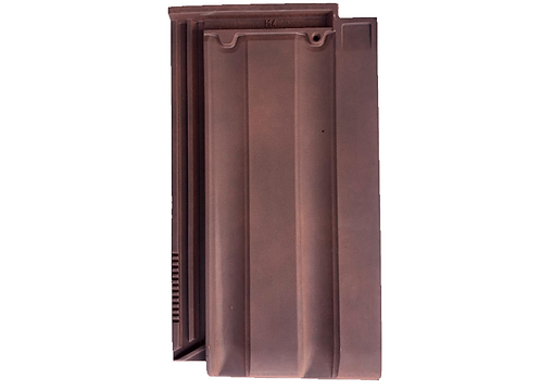 Innova Low Pitch Roof Tile Rustic Red