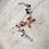 Thumbnail: Multi-stone silver bracelet