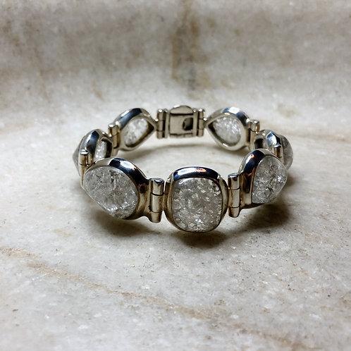 Shattered light bracelet