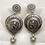 Thumbnail: Kali in tribal silver earrings
