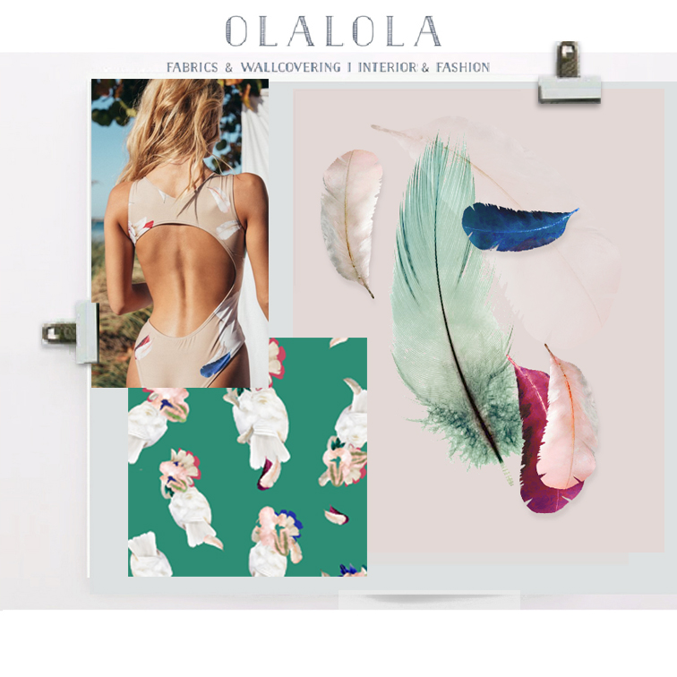 #Olalola for La Gotta Swimwear