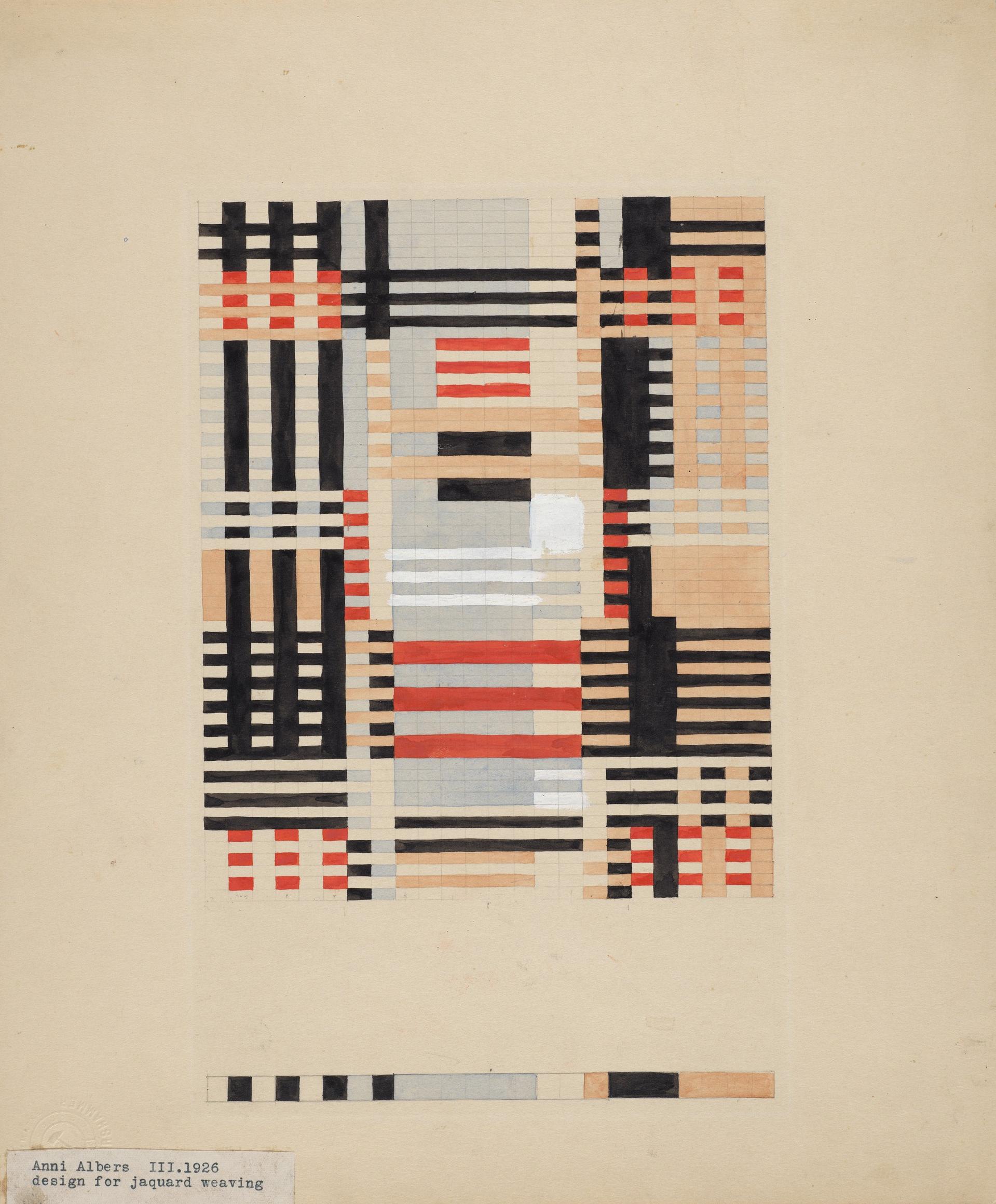 Anni_Albers_(1899–1994),_Design_for_a_Ja
