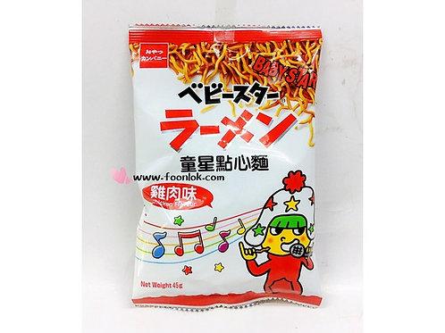 童星點心麵(雞肉味)1箱x24包
