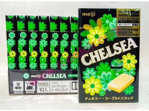 盒裝明治乳酸彩絲糖  (1排x10庄)