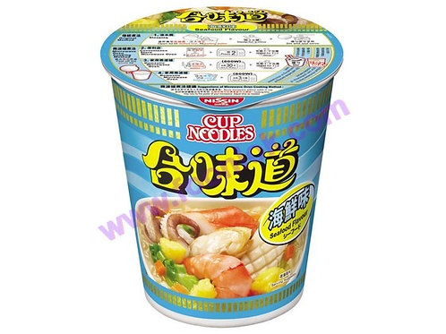 合味道杯麵(海鮮)(1箱x24杯)