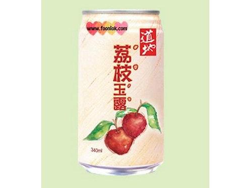 罐裝道地荔枝玉露(340mlx24罐)
