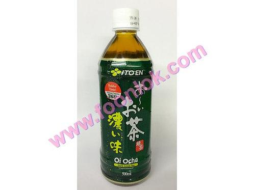 支裝伊滕園綠茶(特濃)500mlx24支