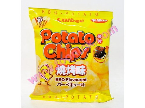 025g卡樂B薯片(BBQ味) (1pcs)