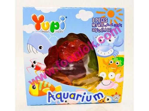 Yupi海鮮橡皮糖  (1盒x24裝)