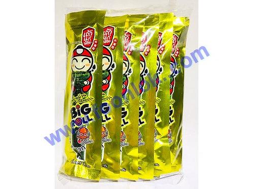 袋裝小老闆紫菜卷(魷魚)1袋x12包