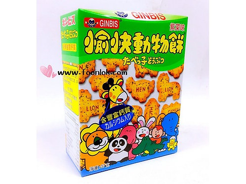 盒裝動物餅(紫菜)37gx24盒
