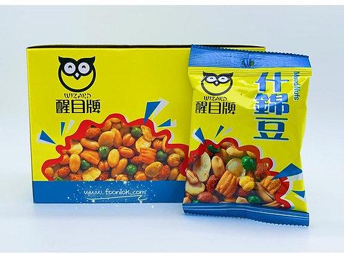 醒目牌什錦豆(35gx10包)