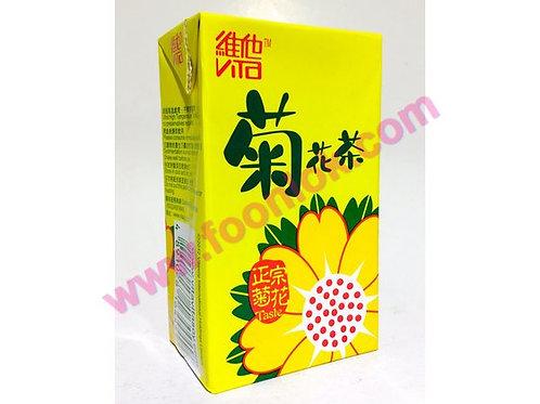 250維他菊花茶(250mlx24包)