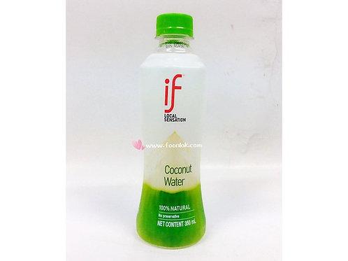 支裝 iF 100%椰青水(350mlx24支)