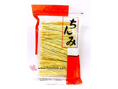 170g日本白芝麻魚絲