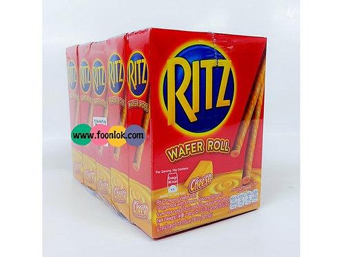 RITZ盒裝威化卷(芝士)54gx5盒