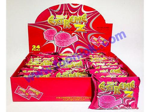 菲林卷糖(士多啤梨味)  (1盒x24包)