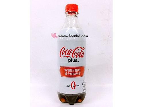 500支裝可口可樂Plus(500mlx24支)