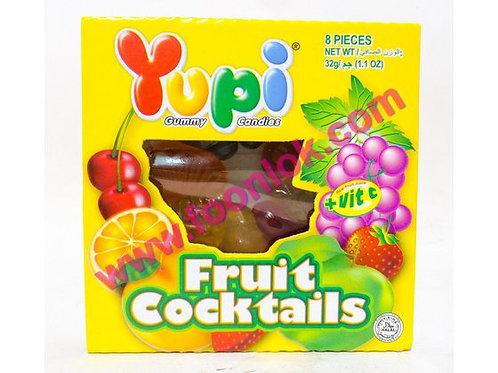 Yupi生果橡皮糖  (1盒x24裝)