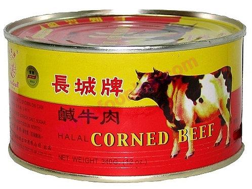 長城牌咸牛肉(48罐) (340gx48罐)