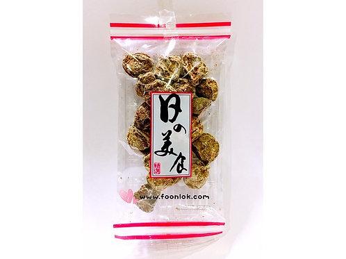 日之美食(甜話梅)70g