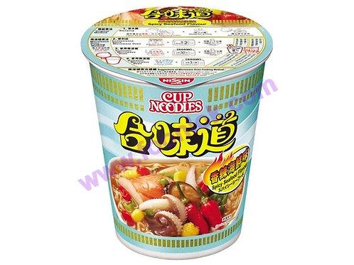 合味道杯麵(香辣海鮮)1箱x24杯