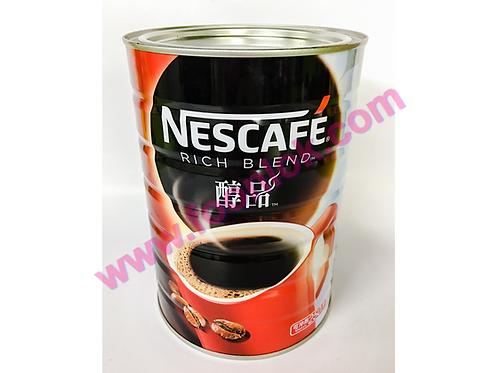 0罐裝雀巢醇品即溶咖啡 (500g)