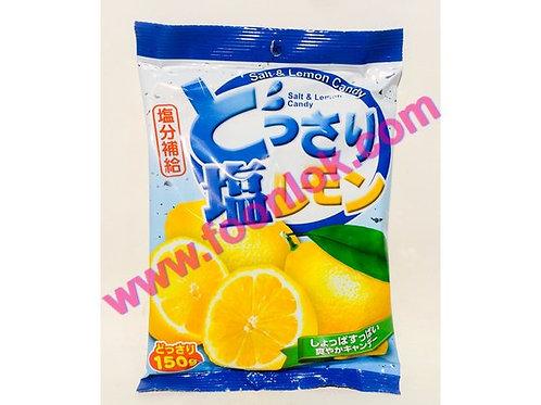 鹽味檸檬糖  (150g)