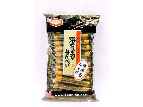 包裝龜田海苔卷 (58g)