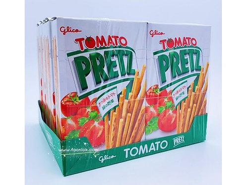 日本固力果百力滋(蕃茄)90gx10盒