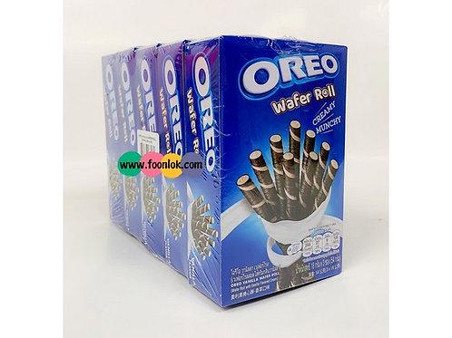 Oreo盒裝威化卷(雲呢拿)54gx5盒