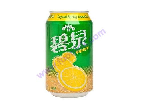 罐裝碧泉檸檬茶(345mlx24罐)