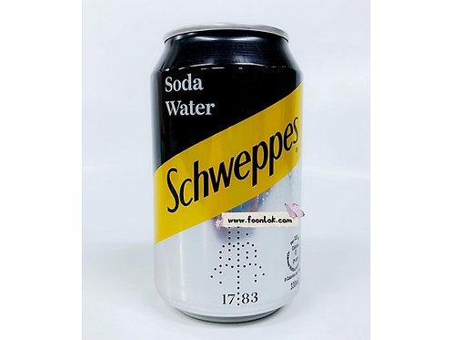 罐裝玉泉梳打水(330mlx24罐)