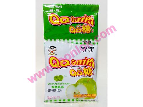 旺旺QQ糖(青蘋果)  (1袋x20包)
