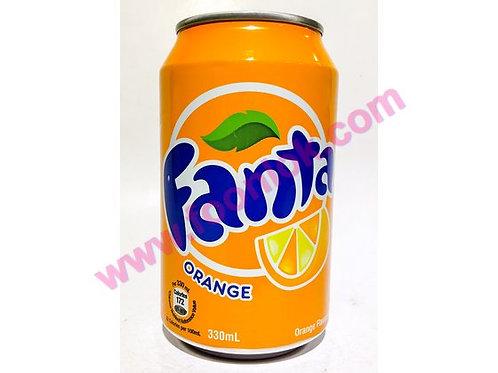 罐裝芬達橙汁(330mlx24罐)