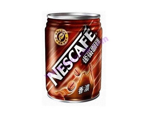 罐裝雀巢咖啡(香濃)250mlx24罐