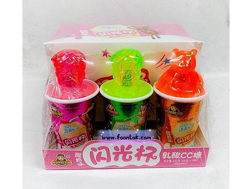 閃光杯乳酸CC糖  (48gx9杯)