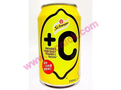 罐裝玉泉+C(330mlx24罐)