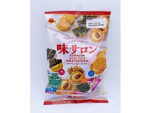 百邦三色芝士米餅(65g)