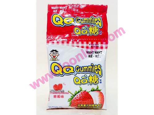 旺旺QQ糖(士多啤梨味)  (1袋x20包)