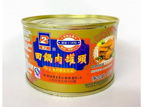 上海梅林回鍋肉罐頭 (198gx36罐)