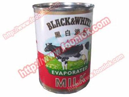 黑白淡奶 (385mlx48罐)