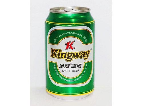 罐裝金威啤酒( 330mlx24罐)
