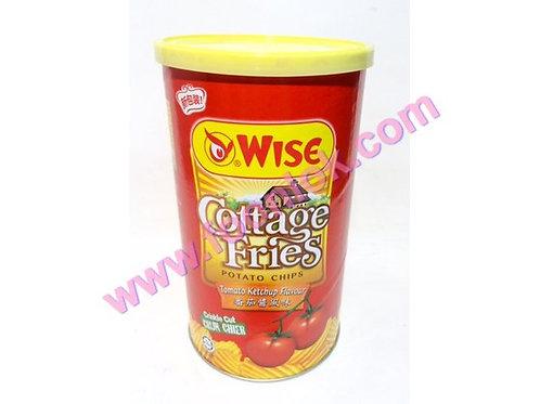 0罐裝WISE薯片(蕃茄味) (1pcs)